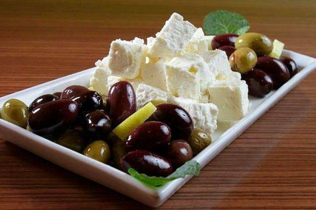 Peynir-Zeytin!