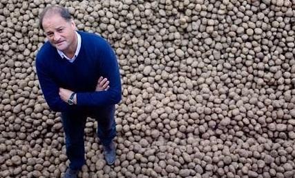 Patates Yetiştirerek Multimilyoner Olmayı Beceren William Chase'in Bir Acayip Hikayesi