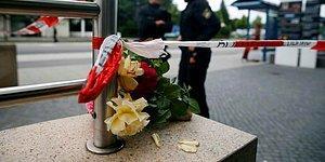 Münih'te Alışveriş Merkezinde Silahlı Saldırı: 10 Ölü, 16 Yaralı