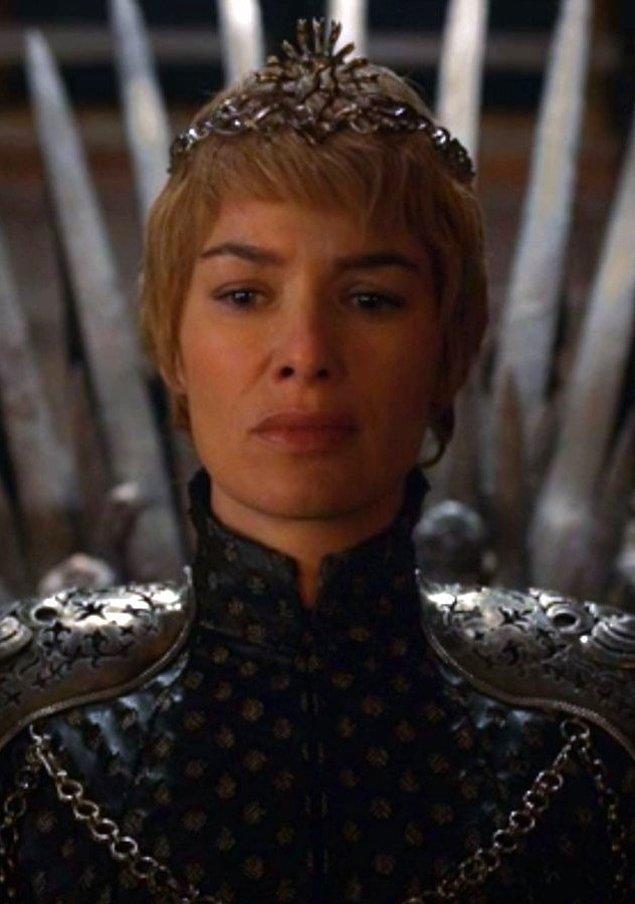 2. Cersei Lannister - Lena Headey