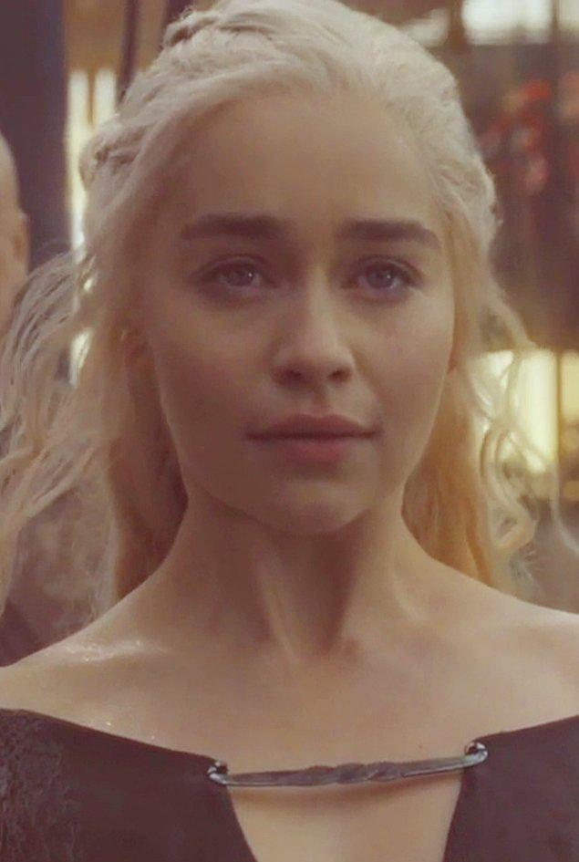 28. Daenerys Targaryen - Emilia Clarke