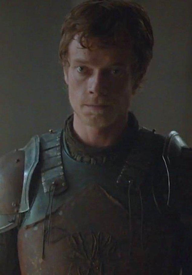44. Theon Greyjoy - Alfie Allen