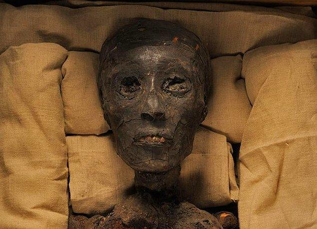 3. Saltanat dönemini barış içinde geçiren Mısır kralı genç yaşta ölmüş ve babası IV. Amenhotep'in vezirliğini yapmış Ay, Tutankhamun'un dul kalan eşiyle (kraliçe) evlenmiştir.