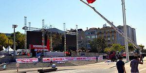 CHP Darbe Girişimine Karşı Taksim'e Çıkıyor