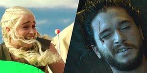 Her Daim Ciddi Değillermiş: Game of Thrones'un Eğlenceli Kamera Arkası Görüntüleri