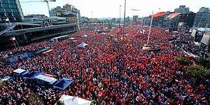 Binlerce Kişi Taksim'de | Kılıçdaroğlu'ndan 10 Maddelik Taksim Manifestosu