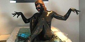 Обнаженная и грязная Волочкова снялась в рекламе спа-салона в Крыму