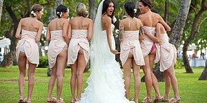 10 вещей, которые не стоит надевать на свадьбу