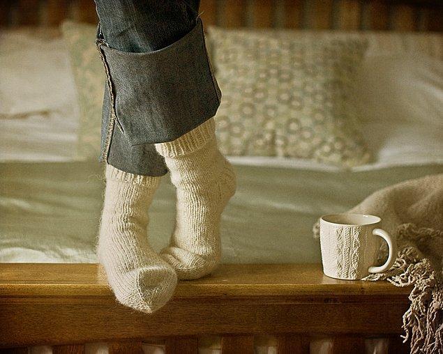 14. Bilim Açıklıyor: Ayak Yanması veya Üşümesi Nelerin Belirtisi Olabilir?