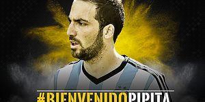 Futbol Tarihinin En Pahalı 3. Transferi: Gonzalo Higuain Juventus'ta