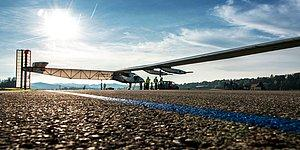 Güneş Enerjisiyle Çalışan Solar Impulse 2'nin Dünya Turu Tamam