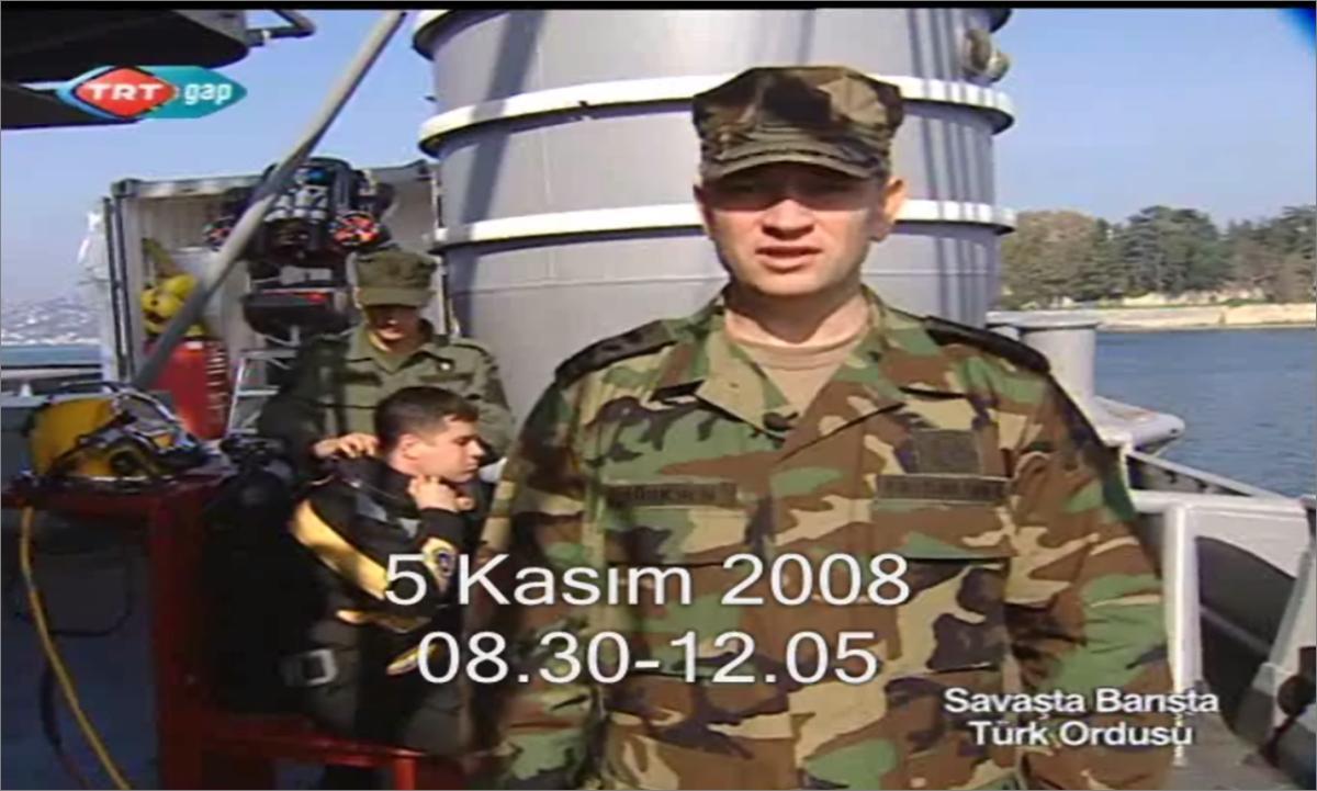 Kardak Kahramanlığından Balyoz Esirliğine Vatan Sevdalısı Bir Komando: Ali Türkşen 53