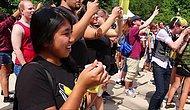 Chicago'da Pokemon Yakalamak İçin Toplanan Yüzlerce İnsan Pokemon Şarkısı Söyledi
