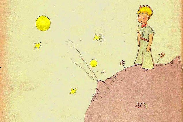 11. Küçük Prens kitabının Fransız yazarının adı nedir?