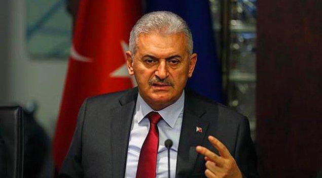 Başbakan Binali Yıldırım da son grup toplantısında 14 Ağustos konusuna değindi. Son derece sert sözler kullanan Yıldırım sözlerinde;