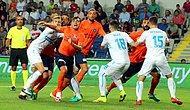 Başakşehir Turu Rövanşa Bıraktı: 0-0