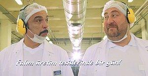 Mani Yazanların Falında Çalgı Çengi İkimiz Film Setine Misafir Olmak Çıkıyor!