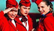Uçak Yolculuğu Yapmanın En Güzel 17 Tarafı