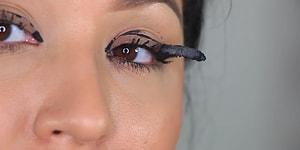 Göze 100 Kat Likit Eyeliner Sürülürse Ne Olur?
