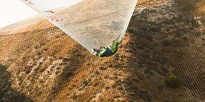 7620 Metreden Paraşütsüz Atlayan İlk İnsan: Luke Aikins