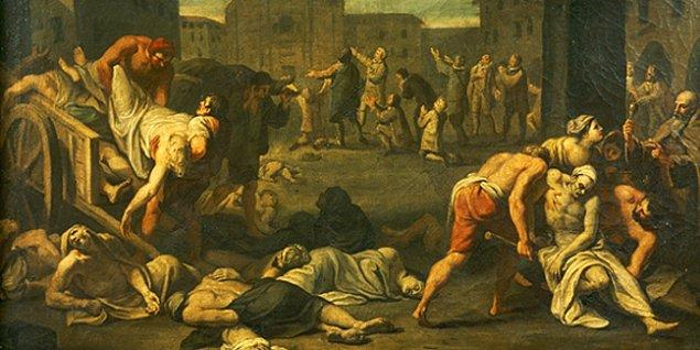 5. 200.000 kişi - İkinci Kolera Pandemisi (1829 - 1849)