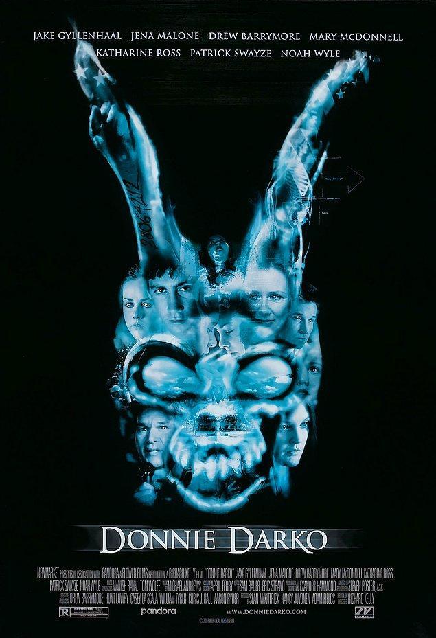 10. Donnie Darko (Karanlık Yolculuk), 2001