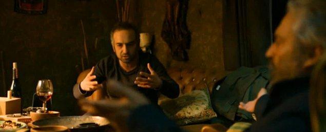 """21. """"Seni var ya, burada evire çevire döverim lan!"""""""