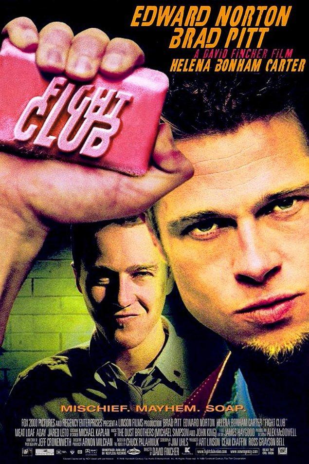 1. Fight Club (Dövüş Kulübü), 1999