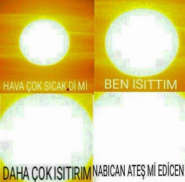 6. Güneş