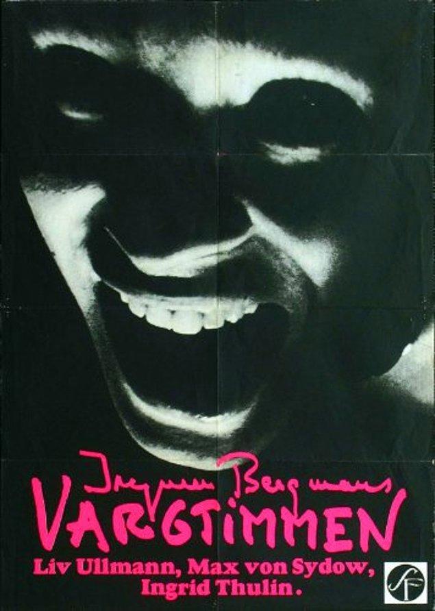 19. Hour Of The Wolf- Vargtimmen (Kurtların Saati), 1968