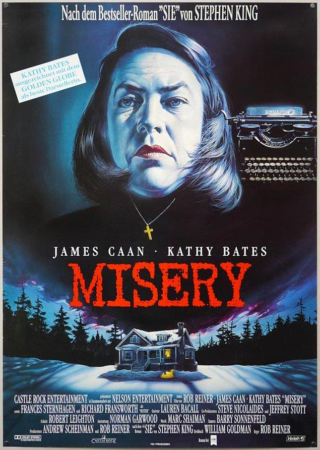 17. Misery (Ölüm Kitabı), 1990