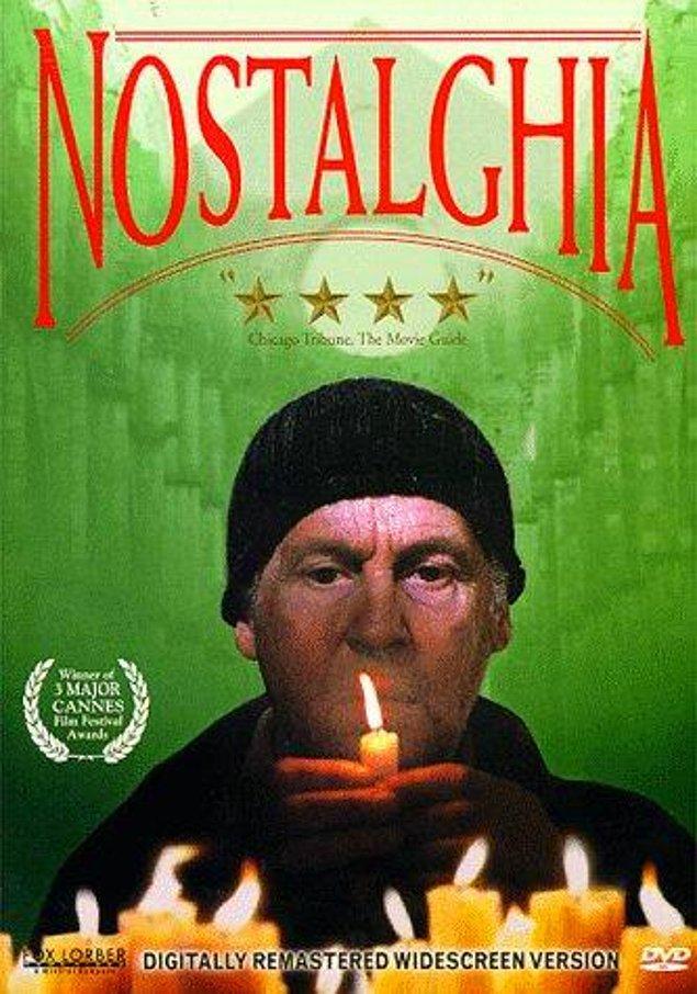 8. Nostalghia (Nostalji), 1983