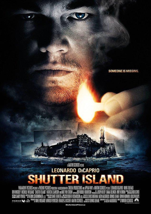 11. Shutter Island (Zindan Adası), 2010
