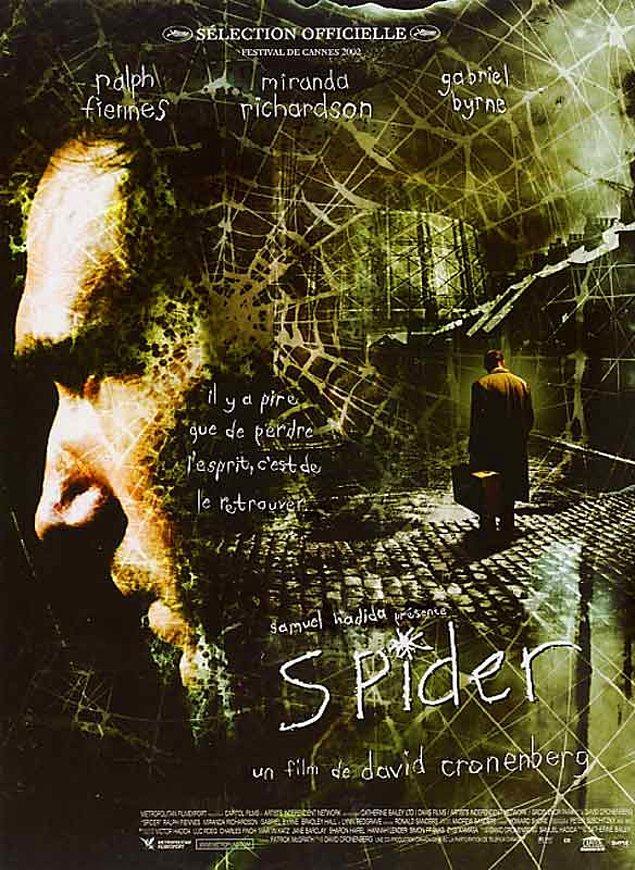 31. Spider (Örümcek), 2002