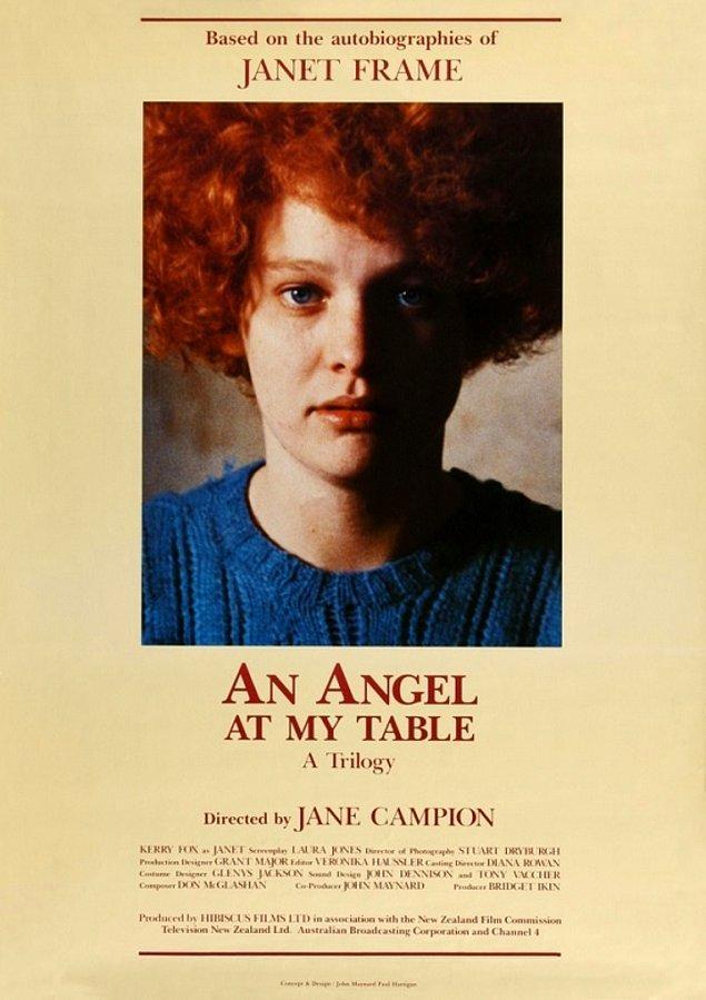 23. An Angel At My Table ( Masamdaki Melek), 1990