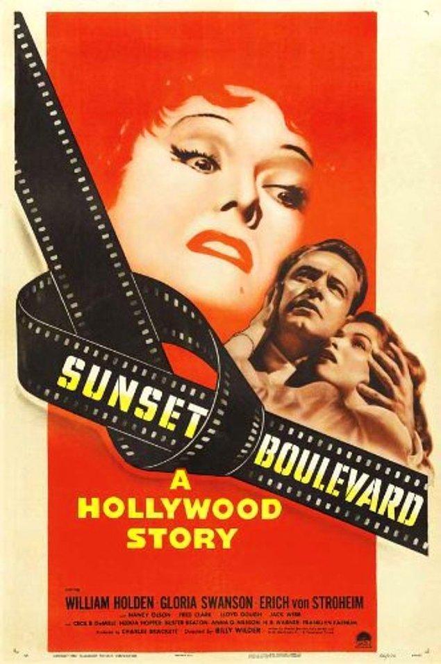 3. Sunset Boulevard ( Sunset Bulvarı), 1950