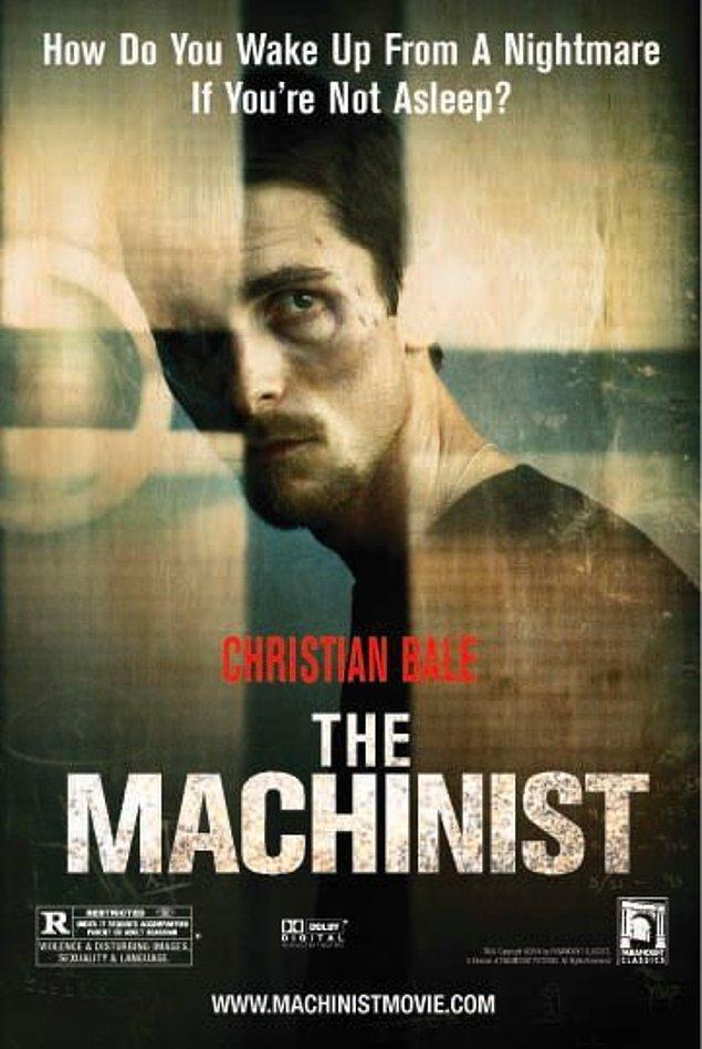 21. The Machinist (Makinist), 2004