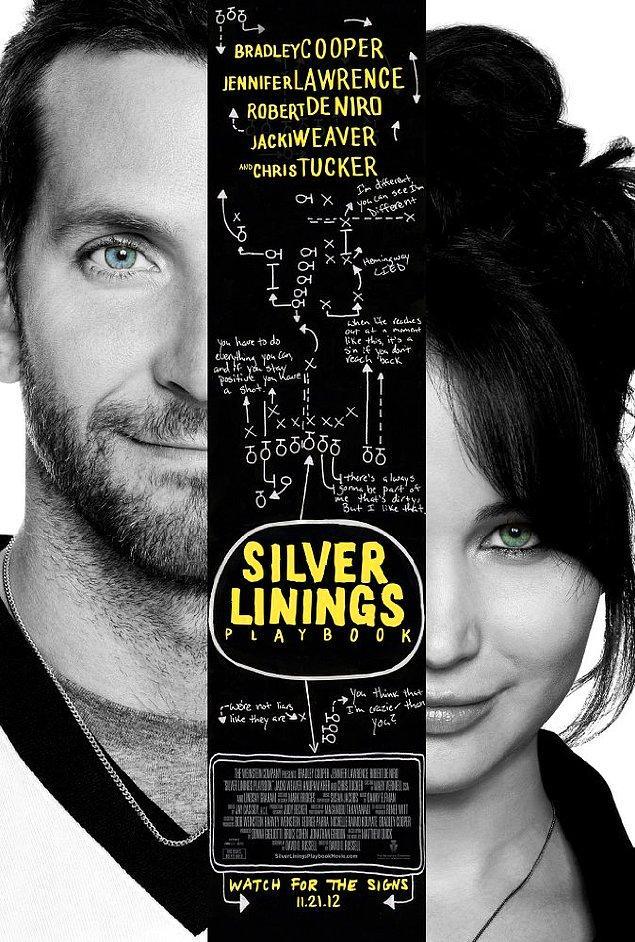 18. Silver Linings Playbook (Umut Işığım), 2012
