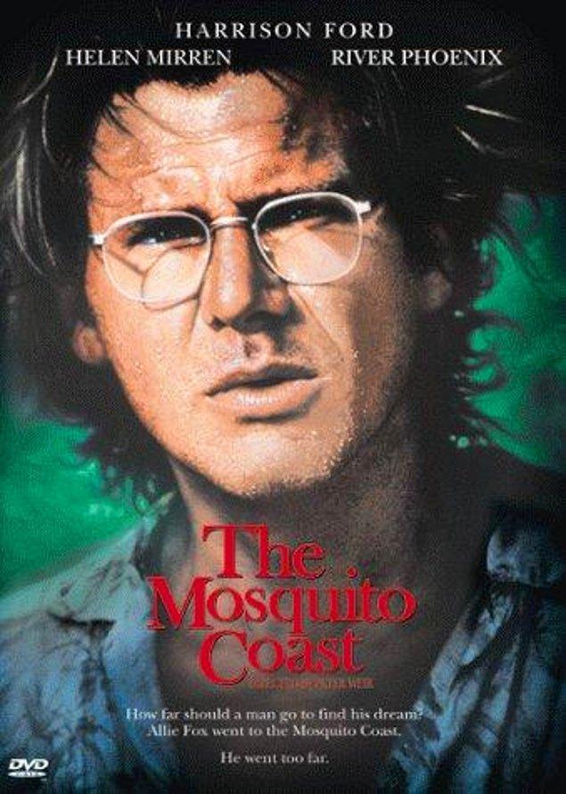 32. The Mosquito Coast (Sivrisinek Sahili), 1986