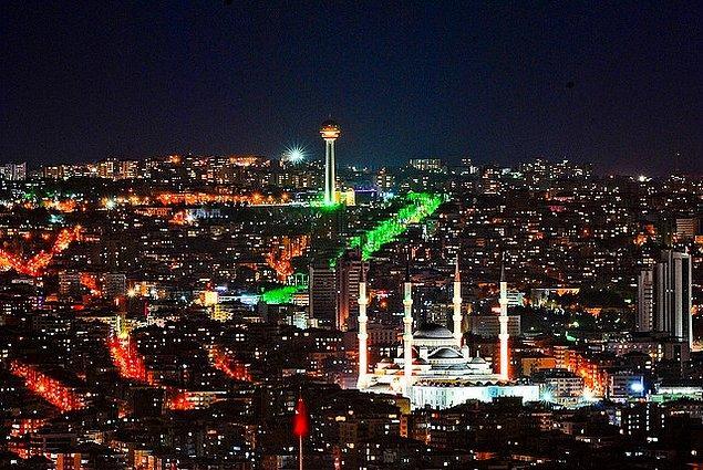 Sen Ankara'ya aitsin!
