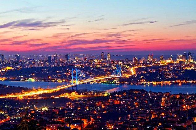 Sen İstanbul'a aitsin!
