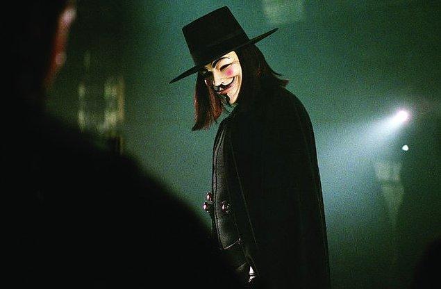 12. James Purefoy - V for Vendetta