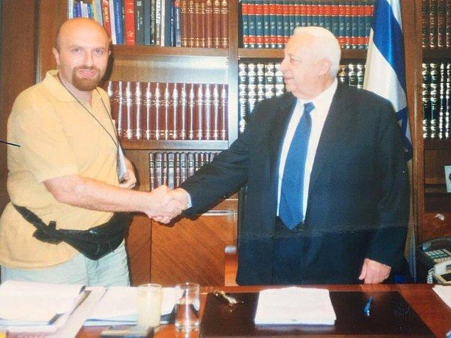 1. Eski Zaman gazetesi yazarı Kerim Balcı'nın FETÖ'nün İsrail imamı olduğu iddia ediliyor.