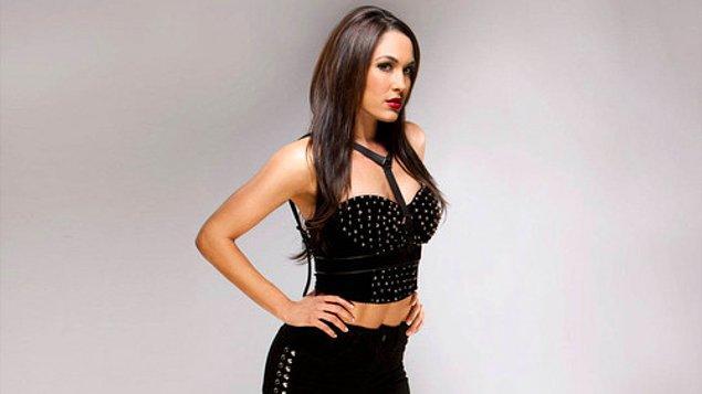 8. Brie Bella