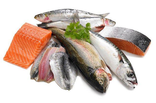 11. Balık yemeyi zaten seviyorduk, şimdi daha bi sevdik!