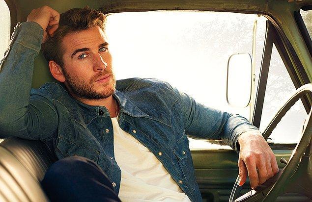 13. Liam Hemsworth