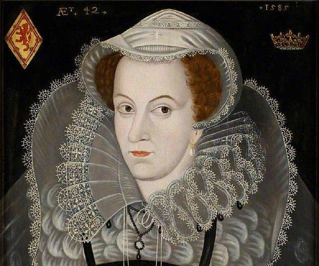 Fransa'dan ayrılan Mary ülkesi İskoçya'ya döndü ve kuzeni Henry Stuart'la evlendi.