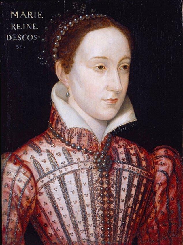 Mary, Lord Darnley'in ölümünden üç ay sonra Bothwell Dükü ile evlendi.