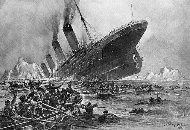 30. Titanic Hakkında Duydukça Apışıp Kalacağınız İlginç Detaylar ve Ürpertici Tesadüfler