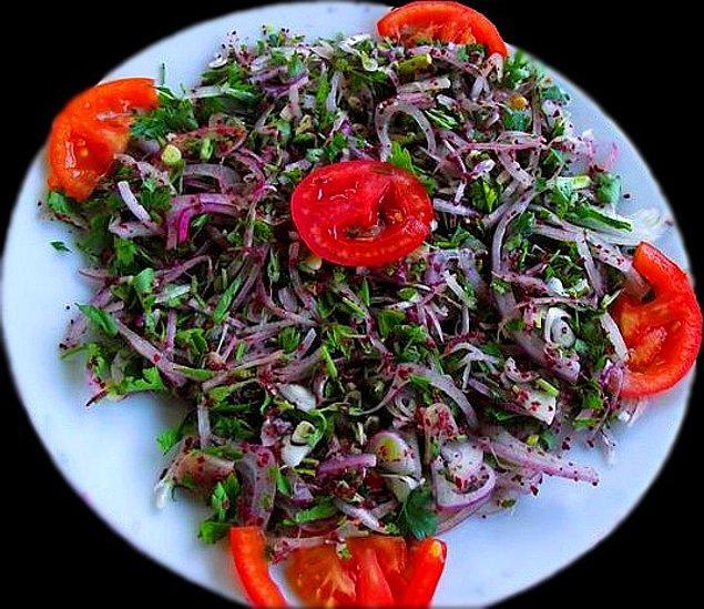 3. Sarımsak ve soğan gibi nükleer etkisi olan yiyecekleri yeme konusunda tereddüt etmemek